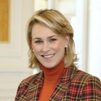 Céline Fremault Gesundheitsministerin der Region Brüssel