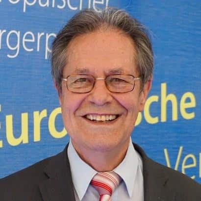 Prof. Dr. Dr. Klaus Buchner  Physiker, EU-Abgeordneter